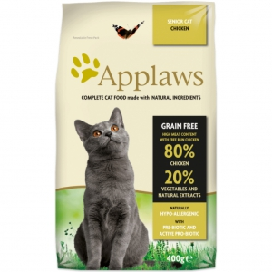 Applaws 老貓糧 – 雞肉配方 Cat Senior - Chicken 2kg